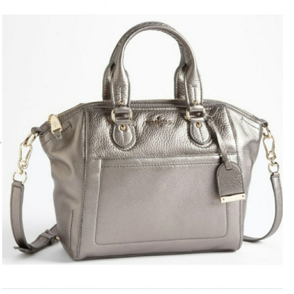 f3c1b009a42 Cole Haan Bags | Small Leather Structured Satchel | Poshmark